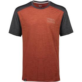 Mons Royale Huxley Hike T T-Shirt Men clay/smoke